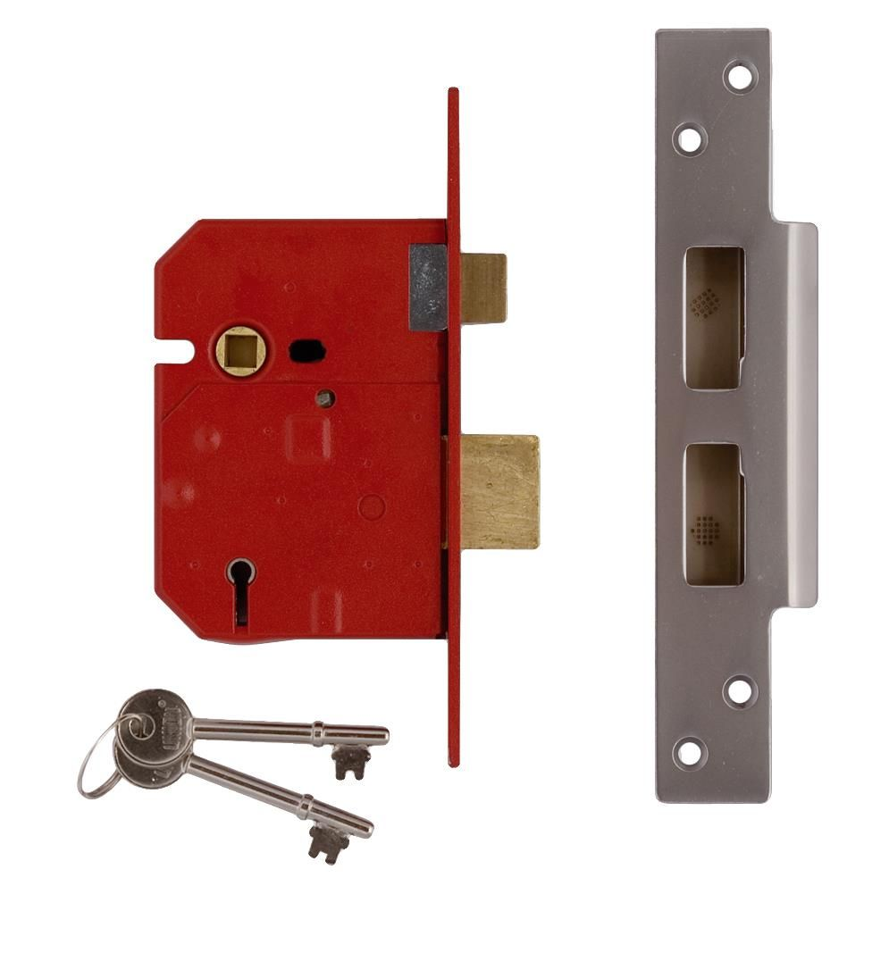 Union 2234 Bs 5 Lever Mortice Sashlock Only 163 25 80