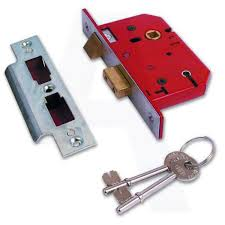 5 Lever Mortice Sashlocks