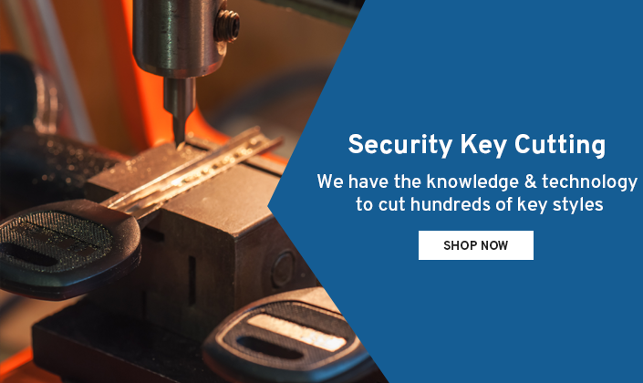 Security Key Cutting Promo
