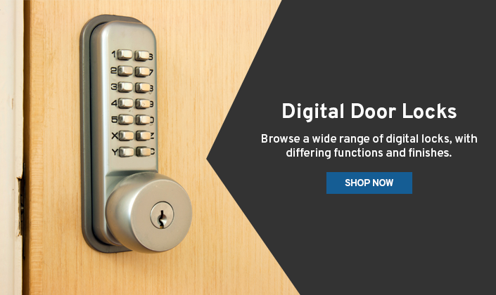 Digital Door Locks Promo