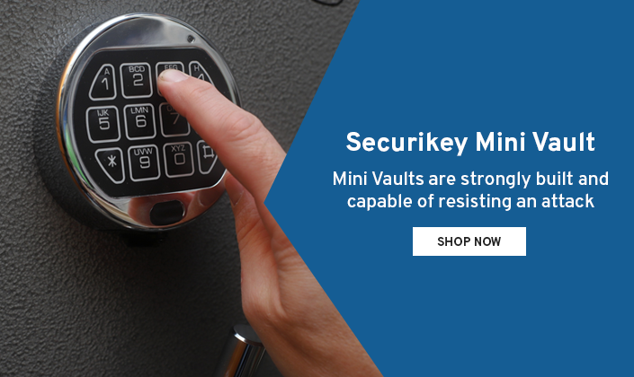 Securikey Mini Vault Promo