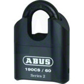 Abus 190 Combination Padlocks