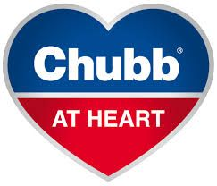 Image result for Chubb at heart logo